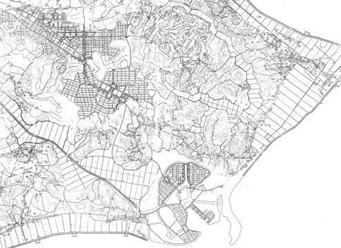 Dejima Master Plan - Coastal Plan