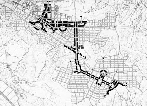 Dejima Master Plan - Town