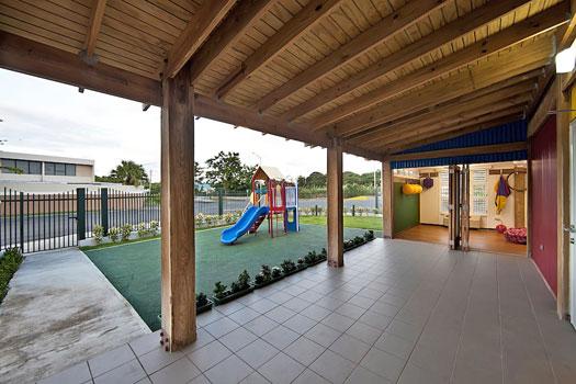 Sonsoles Pre School Terrace