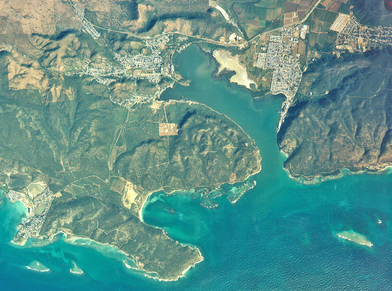 Guanica Central-Aerial View of Guanica