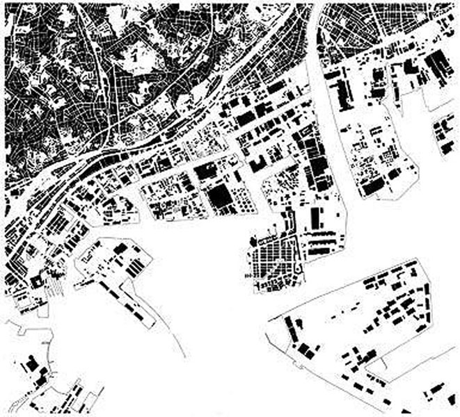Kehin New Town Locus Plan