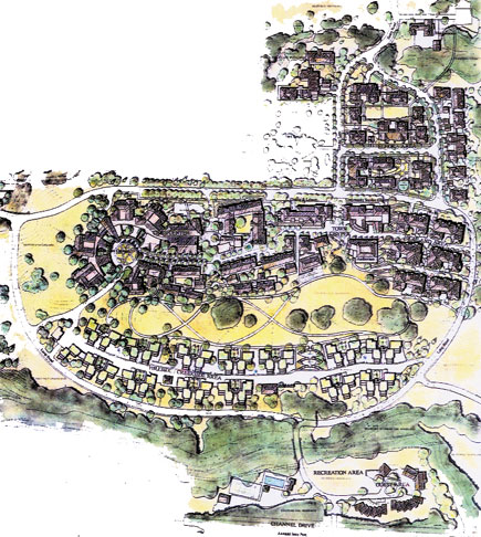 Santa Rosa LifeCare Site Plan