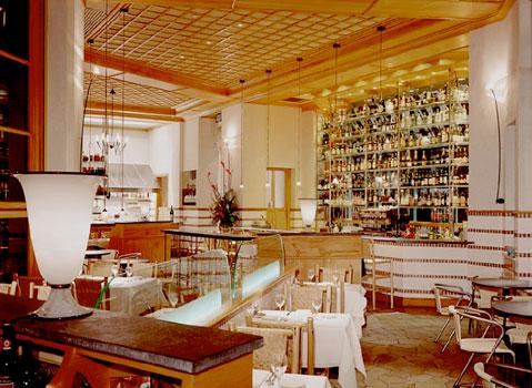 Il Frescati- II Bar