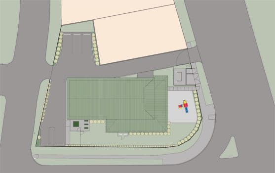 Sonsoles Pre School Site