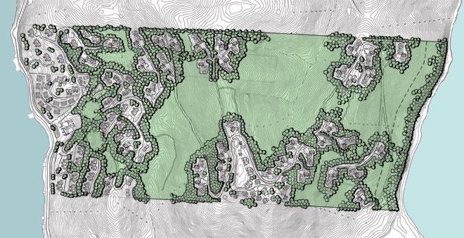 Villa Mi Terruno plan