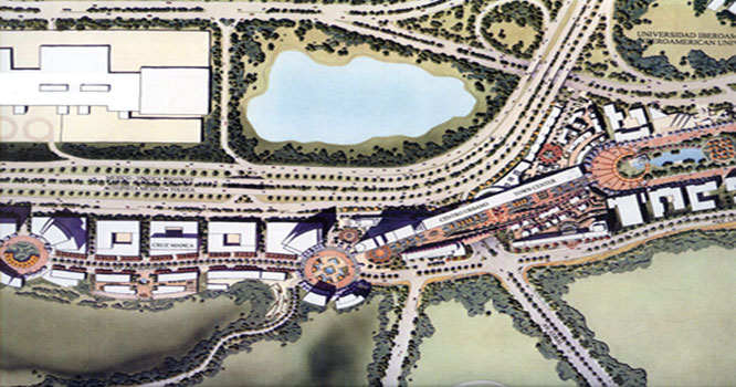 Santa Fe Master Plan - Plan