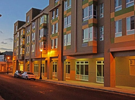 Caguas Courtyard Housing Street View