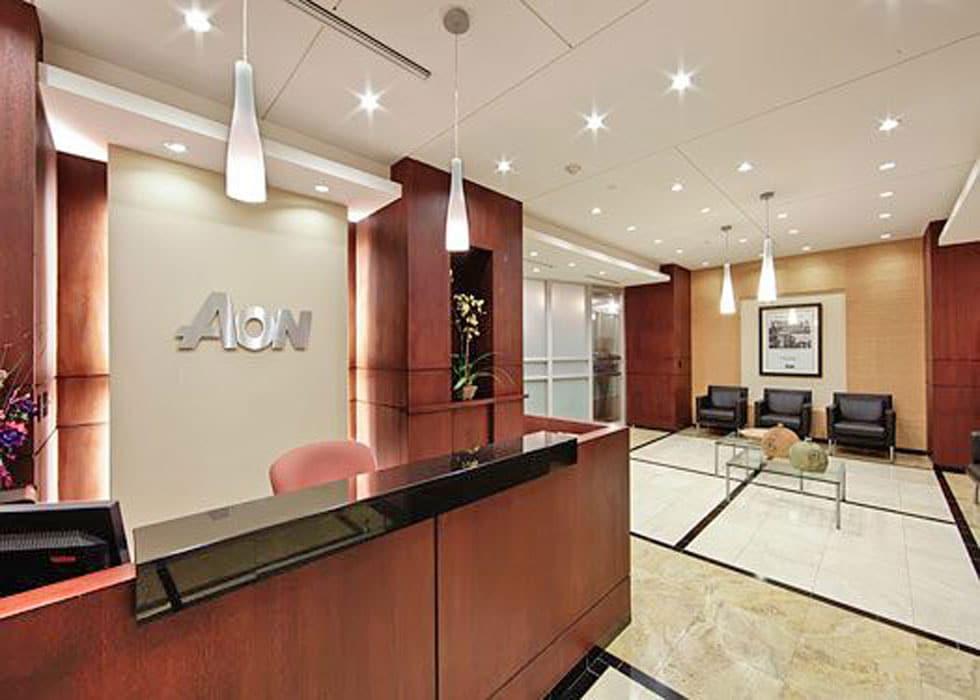 AON - Lobby