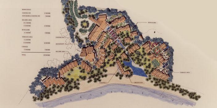 Palmas Inn Master Plan
