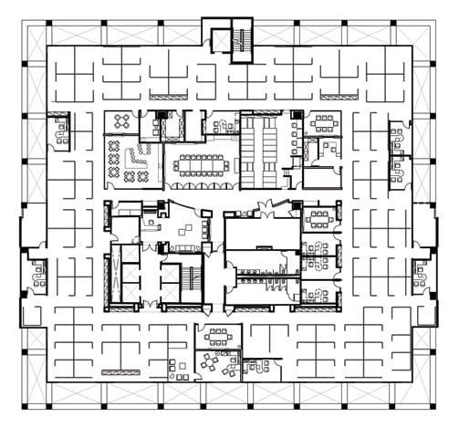 AON Floor Plan