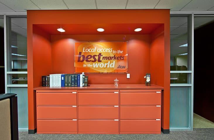 AON Office Area