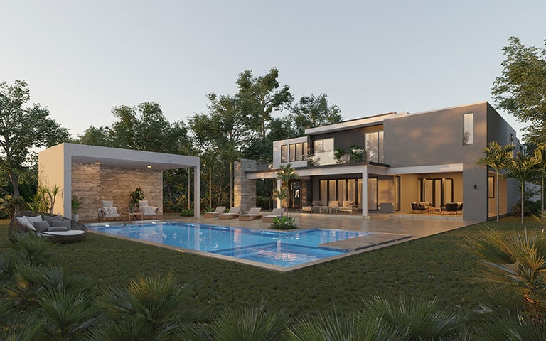 Exterior-Riviera-Reserve-Home-Two-Story-Back.150
