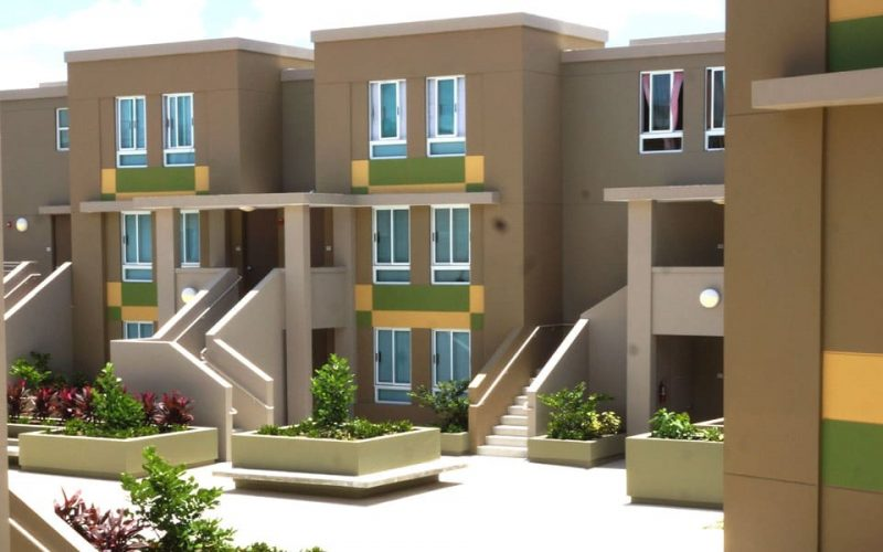 Caguas Courtyard Interior Elevations